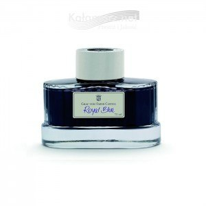 ATRAMENT Graf von Faber-Castell ROYAL BLUE - 75 ml