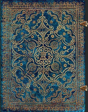 NOTES PAPERBLANKS EQUINOXE AZURE ULTRA LINIE