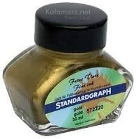 ATRAMENT STANDARDGRAPH - GOLD/ZŁOTY 30 ML
