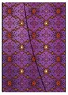 NOTES PAPERBLANKS FRENCH ORNATE VIOLET ULTRA LINIE