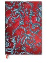 NOTES PAPERBLANKS ROCOCO REVIVAL ENCHANTED EVENING GRANDE Linie