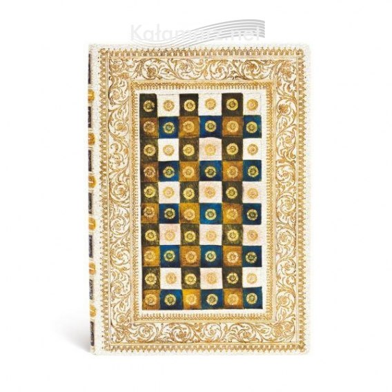 NOTES PAPERBLANKS Venetian Mornings Collection AUREO MIDI LINIE