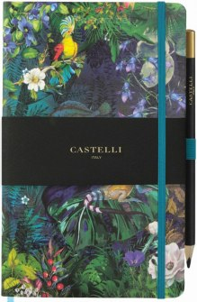 NOTATNIK NOTES CASTELLI EDEN LILY