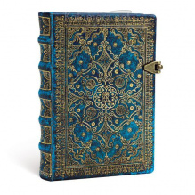 NOTES PAPERBLANKS EQUINOXE AZURE MINI LINIE